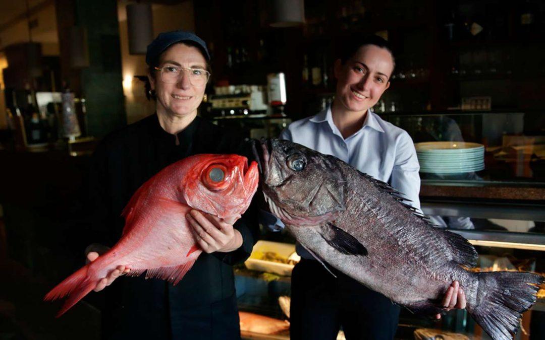 Entrevistas de Cocina Marinera