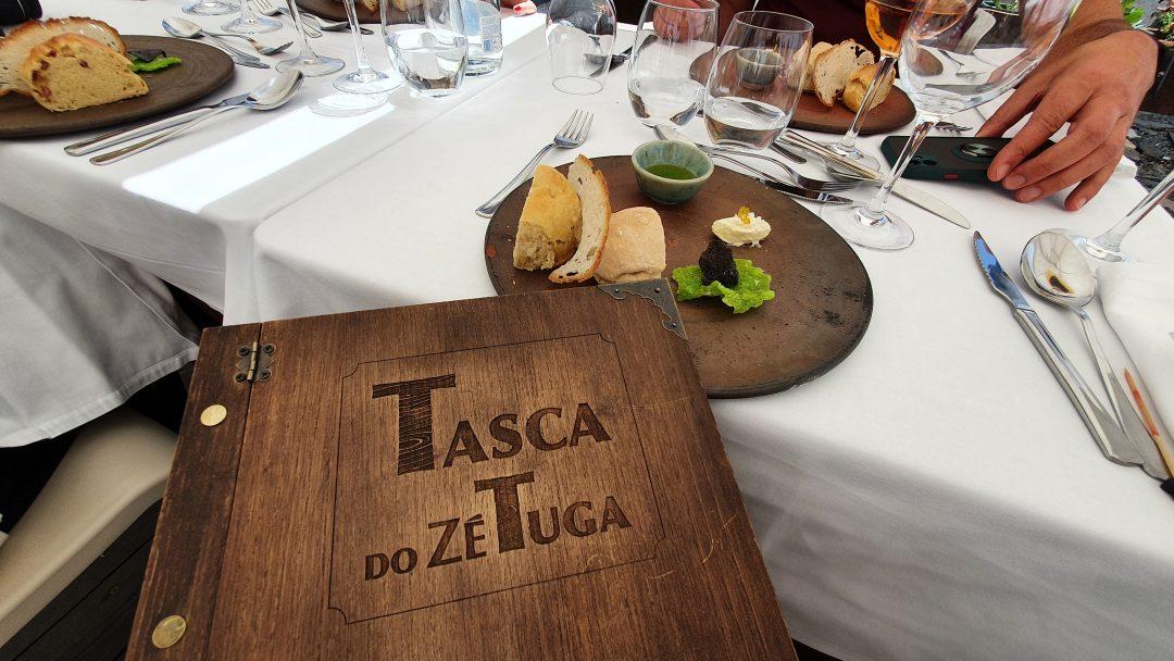 A Tasca do Zé Tuga, una Completa experiencia de Gastronomía en Bragança